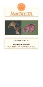 Magnotta Gamay Noir